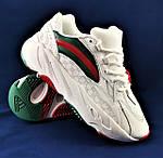 Кроссовки Adidas Yeezy Boost 700 Белые Адидас (размеры: 43) Видео Обзор, фото 10