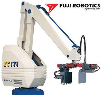 Промышленные роботы FUJI