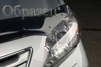 З/ф  Тойота LAND CRUISER PRADO 120 2001-2008, (прозрачная)