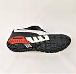 Кроссовки Мужские Чёрные Мокасины (размеры: 40,41,42,43,45) Видео Обзор, фото 3