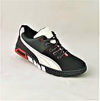 Кроссовки Мужские Чёрные Мокасины (размеры: 40,41,42,43,45) Видео Обзор, фото 4