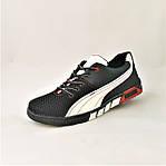 Кроссовки Мужские Чёрные Мокасины (размеры: 40,41,42,43,45) Видео Обзор, фото 7