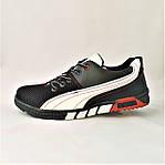 Кроссовки Мужские Чёрные Мокасины (размеры: 40,41,42,43,45) Видео Обзор, фото 8
