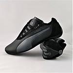 Кроссовки PUMA for AMG Черные Мужские Пума (размеры: 43) Видео Обзор, фото 9