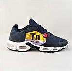 Кроссовки Мужские N!ke Tn Air Max Plus OG Синие Найк (размеры: 41,42,43,44,45) Видео Обзор, фото 4
