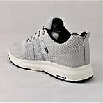 Кроссовки Adidas Neo Серые Адидас Мужские (размеры: 40,41,42,43,44,45) Видео Обзор, фото 5