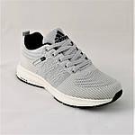 Кроссовки Adidas Neo Серые Адидас Мужские (размеры: 40,41,42,43,44,45) Видео Обзор, фото 6