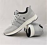 Кроссовки Adidas Neo Серые Адидас Мужские (размеры: 40,41,42,43,44,45) Видео Обзор, фото 8