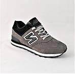 Кроссовки New Balance 574 Серые Мужские (размеры: 41), фото 3
