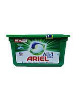 Средство д/стирки Ariel 3в1 White капсулы 37шт., фото 1