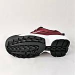 Кроссовки Fila Disruptor Красные Женские Бордовые (размеры: 36,37,38,39,40) Видео Обзор, фото 5