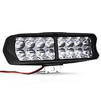 Авто противотуманки LED , 24 Вт, 12-24 В, 5000К, авто фары