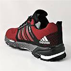 Кроссовки Adidas Spring Красные Мужские Адидас (размеры: 41,44,45,46) Видео Обзор, фото 5