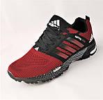 Кроссовки Adidas Spring Красные Мужские Адидас (размеры: 41,44,45,46) Видео Обзор, фото 6