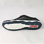 Кроссовки Colamb!a Мужские Чёрные Кожаные Мокасины (размеры: 40,41,42,43,44,45) Видео Обзор, фото 4