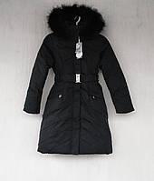 Красивое теплое зимнее пальто,зимняя куртка для девочки,бренд RM kids,р.152 ЧИТАЙТЕ ПОЖАЛУЙСТА ОПИСАНИЕ ТОВАРА
