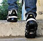 Мужские Кроссовки N!ke Air VaporMax Plus Белые с Чёрным Найк (размеры: 43) Видео Обзор, фото 2