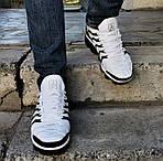 Мужские Кроссовки N!ke Air VaporMax Plus Белые с Чёрным Найк (размеры: 43) Видео Обзор, фото 4