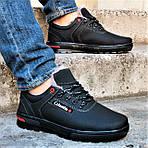 Кроссовки ЗИМНИЕ Мужские Colamb!a Туфли на Меху Чёрные (размеры: 44) Видео Обзор, фото 2