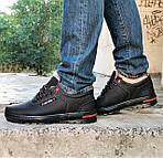 Кроссовки ЗИМНИЕ Мужские Colamb!a Туфли на Меху Чёрные (размеры: 44) Видео Обзор, фото 7