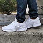 Кроссовки Мужские Adidas Alphabounce Белые Адидас (размеры: 41,42,43,44) Видео Обзор, фото 4
