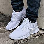 Кроссовки Мужские Adidas Alphabounce Белые Адидас (размеры: 41,42,43,44) Видео Обзор, фото 6