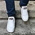 Кроссовки Fila Белые Кеды Мужские (размеры: 40,41,43,42,44) Видео Обзор, фото 3