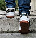 Кроссовки Fila Белые Кеды Мужские (размеры: 40,41,43,42,44) Видео Обзор, фото 5