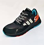 Кроссовки Мужские Adidas Jogger Чёрные Адидас (размеры: 41,42,43,44,45,46) Видео Обзор, фото 7