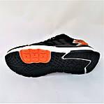 Кроссовки Мужские Adidas Jogger Чёрные Адидас (размеры: 41,42,43,44,45,46) Видео Обзор, фото 4
