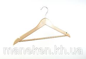 Плечики деревянные 44см(лак), фото 3
