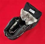 Зимние Кроссовки ADIDAS TERREX с МЕХОМ Черные Мужские Ботинки Адидас (размеры: 41,42,43,45)ВидеоОбзор, фото 6