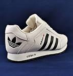 Кроссовки ADIDAS Мужские Белые Адидас (размеры: 42,43,44,45,46) Видео Обзор, фото 6