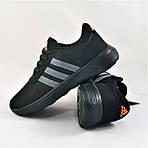Кроссовки Adidas Мужские Черные Адидас BOOST (размеры: 41,42,43,44,45) Видео Обзор, фото 4