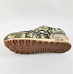Женские Кроссовки New Balance 574 Цвет Хаки Камуфляж (размеры: 36,37,38,39,40), фото 5