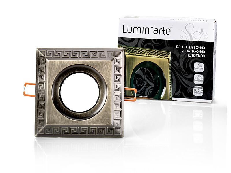 Светильник точечный встраемый Lumin'Arte A009-AB