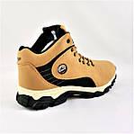Ботинки ЗИМНИЕ Мужские Кроссовки МЕХ (размеры: 44,46) Видео Обзор, фото 4