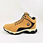 Ботинки ЗИМНИЕ Мужские Кроссовки МЕХ (размеры: 44,46) Видео Обзор, фото 6