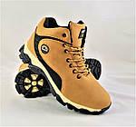 Ботинки ЗИМНИЕ Мужские Кроссовки МЕХ (размеры: 44,46) Видео Обзор, фото 7