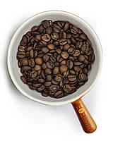 Кофе в зернах Арабика Бразилия Сантос scr 17/18, мешок 20кг