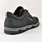 Кроссовки Colamb!a Мужские Чёрные Кожаные (размеры: 40,41,42,43,44,45) Видео Обзор, фото 5
