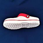 Женские Тапочки CROCS Белые Кроксы Шлёпки Сланцы (размеры: 41), фото 5