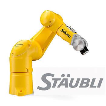 Промышленные роботы Staubli
