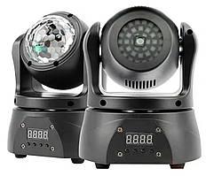 Двосторонній поворотний прожектор FREE COLOR FX HEAD 2