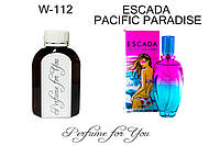 Женские наливные духи Pacific Paradise Эскада  125 мл, фото 1