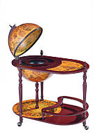 Глобус бар со столиком 420 мм. 480048