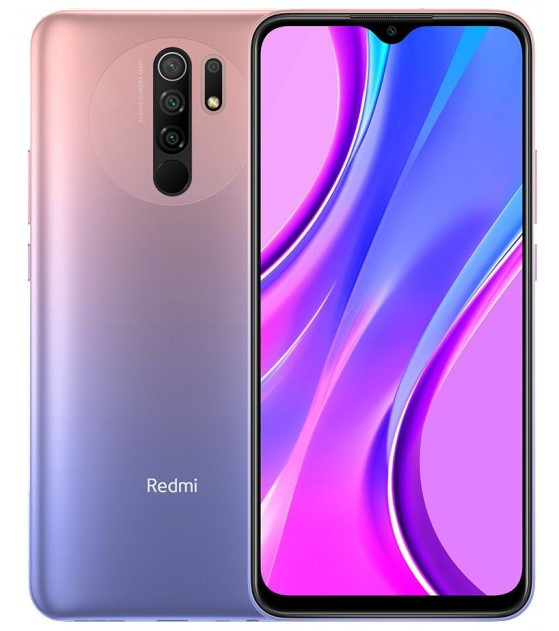 Xiaomi Redmi 9 4/128Gb Pink Global Гарантия 1 Год