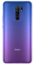 Xiaomi Redmi 9 4/128Gb Blue Global Гарантия 1 Год, фото 3
