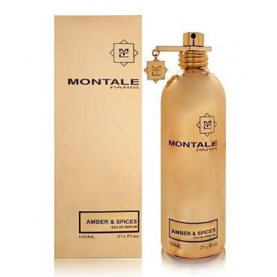 Оригинал унисекс парфюмированная вода Montale Amber&Spice