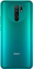 Xiaomi Redmi 9 4/128Gb Green Global Гарантия 1 Год, фото 2